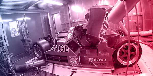 Engine Mapping & Gearbox Control